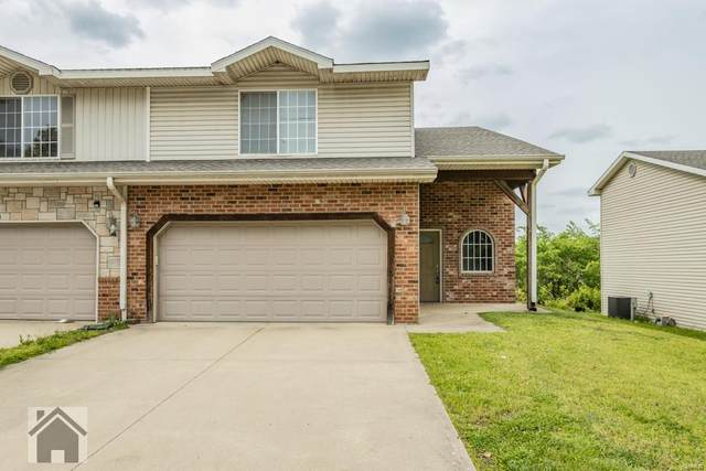 142 Hickory Ridge Drive, Saint Robert, MO 65584 (#21031222) :: Parson Realty Group