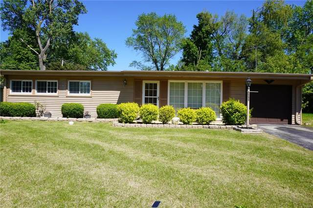 6464 Evergreen Boulevard, St Louis, MO 63134 (#21031245) :: Parson Realty Group