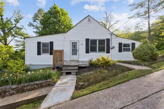 1491 Hearst Lane, Barnhart, MO 63012 (#21031293) :: RE/MAX Vision