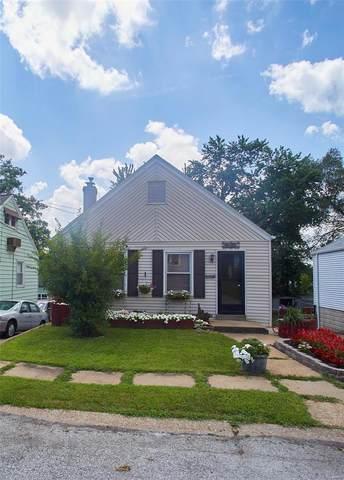 9428 Roslan, St Louis, MO 63114 (#21031319) :: PalmerHouse Properties LLC