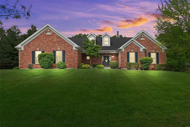 4807 Brooke Street, Wentzville, MO 63385 (#21031327) :: Parson Realty Group