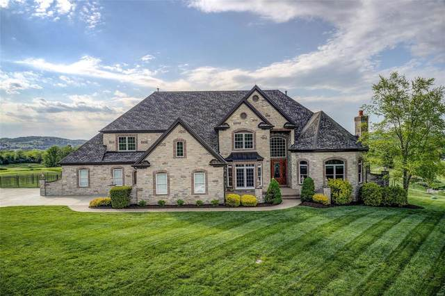 356 Barn Side Lane, Eureka, MO 63025 (#21031334) :: St. Louis Finest Homes Realty Group