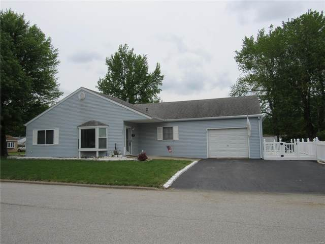 204 S 14th Street, Wood River, IL 62095 (#21031362) :: Blasingame Group | Keller Williams Marquee