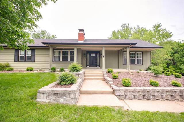 1149 Marsh Avenue, Ellisville, MO 63011 (#21031372) :: PalmerHouse Properties LLC