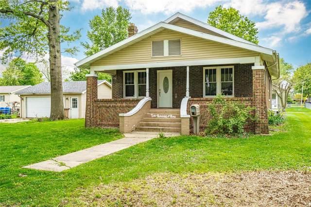 209 N Kentucky Street, BENLD, IL 62009 (#21031381) :: Matt Smith Real Estate Group