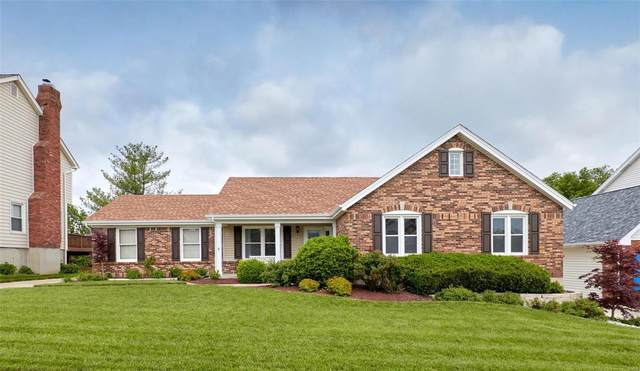3417 Riverchase Parkway, Saint Charles, MO 63301 (#21031393) :: Blasingame Group | Keller Williams Marquee