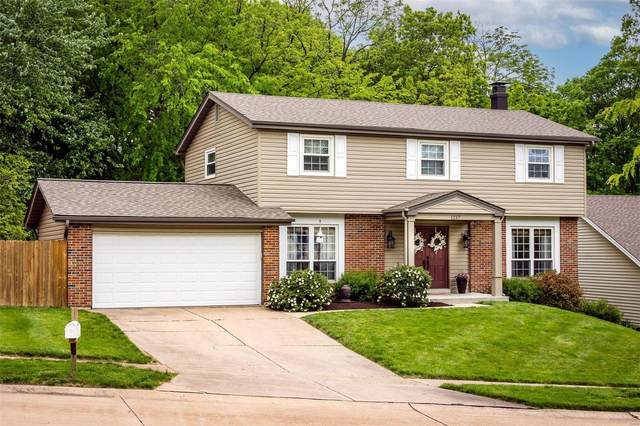 1217 Ticonderoga Drive, Chesterfield, MO 63017 (#21031395) :: St. Louis Finest Homes Realty Group