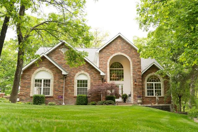 758 Lake Valley Drive, Defiance, MO 63341 (#21031407) :: Parson Realty Group