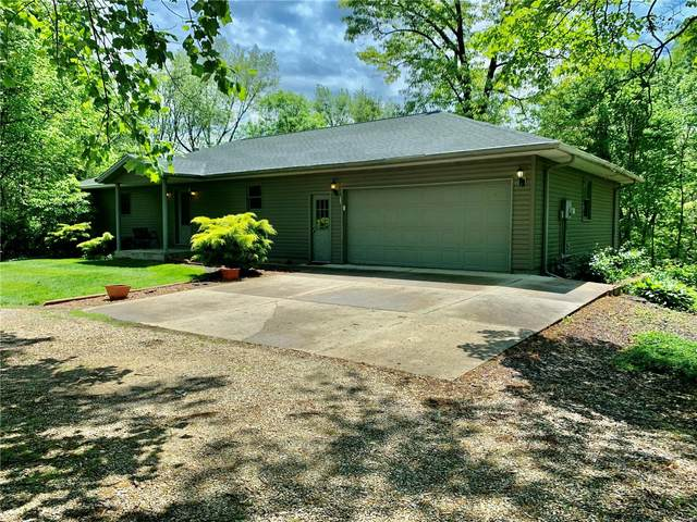 48 Circle Drive, Fairview Heights, IL 62208 (#21031418) :: Clarity Street Realty