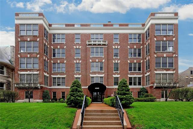 4540 Lindell Boulevard #403, St Louis, MO 63108 (#21031429) :: Clarity Street Realty