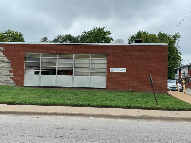 801 Range Lane, Cahokia, IL 62206 (#21031449) :: Parson Realty Group