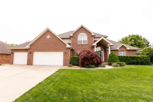 3409 Rand Lane, Swansea, IL 62226 (#21031462) :: Parson Realty Group