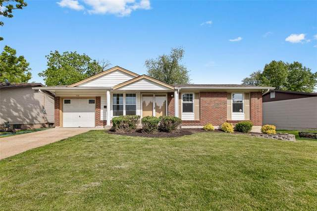 7935 Scotty Drive, Hazelwood, MO 63042 (#21031463) :: Terry Gannon | Re/Max Results