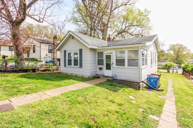 3634 Marvin Avenue, St Louis, MO 63114 (#21031466) :: Parson Realty Group