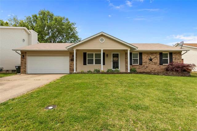 103 Mount Olympus Court, Saint Peters, MO 63376 (#21031503) :: Parson Realty Group