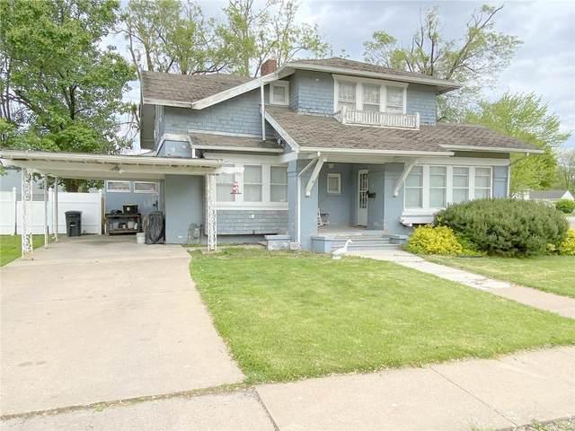 602 N Main Street, Monroe City, MO 63456 (#21031513) :: Parson Realty Group