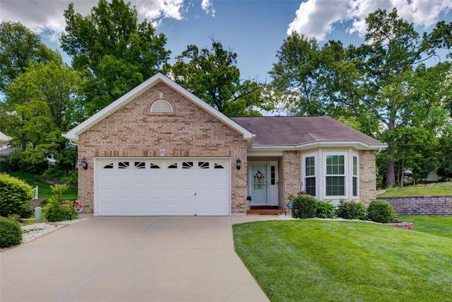 22 Spring Oaks Drive, Saint Charles, MO 63303 (#21031514) :: Parson Realty Group