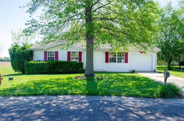 11 Adams Street, Smithton, IL 62285 (#21031551) :: Matt Smith Real Estate Group