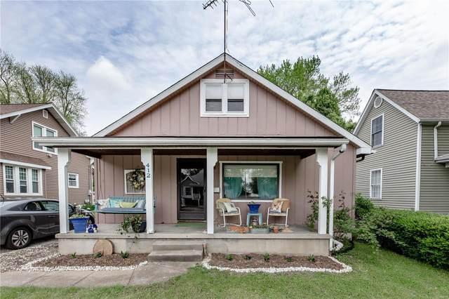 412 E Adams Street, O'Fallon, IL 62269 (#21031559) :: Blasingame Group | Keller Williams Marquee