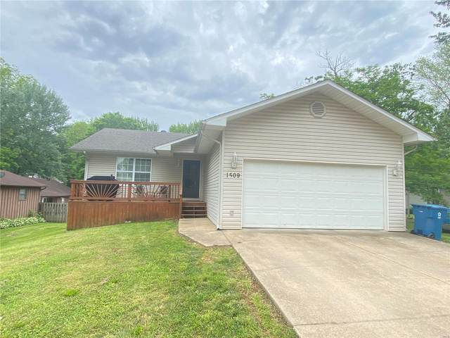 1509 South 11th St., Poplar Bluff, MO 63901 (#21031563) :: Parson Realty Group