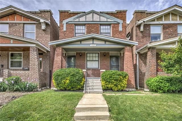 4029 Shenandoah Avenue, St Louis, MO 63110 (#21031571) :: Parson Realty Group