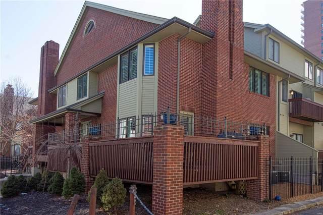 4465 W Pine #23, St Louis, MO 63108 (#21031576) :: Realty Executives, Fort Leonard Wood LLC