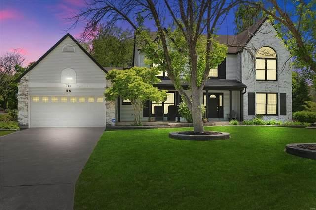 714 Scarlet Oak Drive, Lake St Louis, MO 63367 (#21031579) :: St. Louis Finest Homes Realty Group