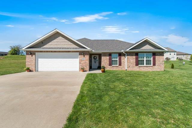 2975 Prairie View Trail, Jackson, MO 63755 (#21031590) :: Parson Realty Group