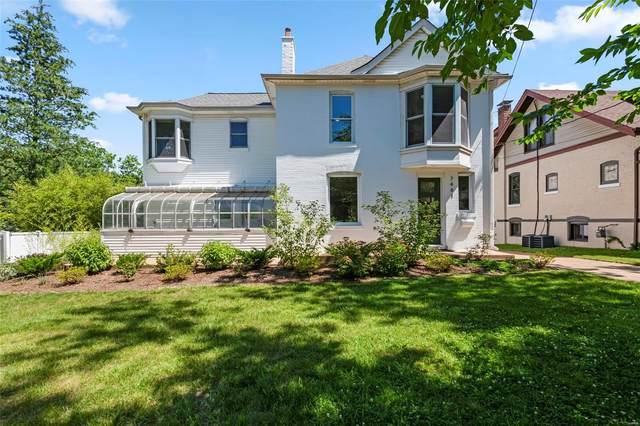 7461 Hiawatha Avenue, St Louis, MO 63117 (#21031617) :: Kelly Hager Group | TdD Premier Real Estate