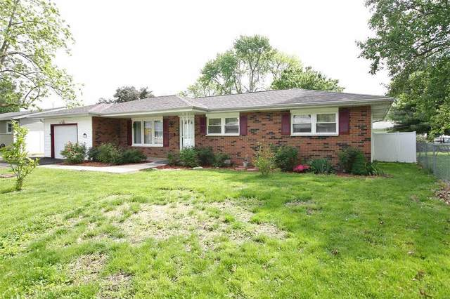453 Sanders, Bethalto, IL 62010 (#21031647) :: Tarrant & Harman Real Estate and Auction Co.