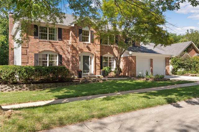 14362 White Birch Valley Lane, Chesterfield, MO 63017 (#21031684) :: Kelly Hager Group | TdD Premier Real Estate