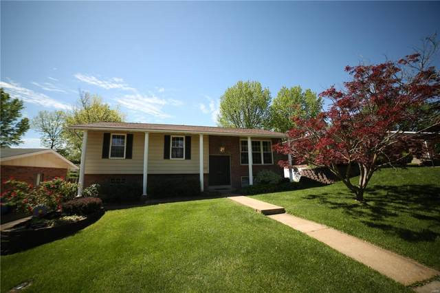 10942 Mugan, St Louis, MO 63123 (#21031687) :: The Becky O'Neill Power Home Selling Team