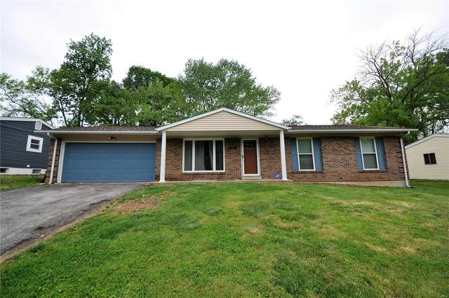 1139 Schulte Road, St Louis, MO 63146 (#21031692) :: Terry Gannon | Re/Max Results