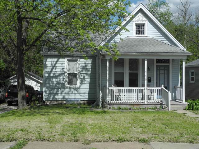 140 Cunningham Avenue, Ferguson, MO 63135 (#21031705) :: Clarity Street Realty