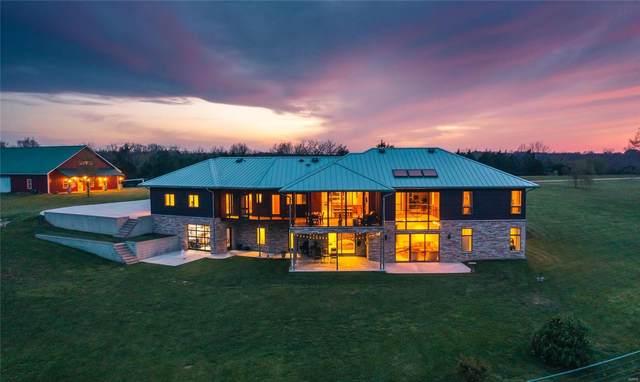 10740 County Road 8210, Rolla, MO 65401 (#21031728) :: Matt Smith Real Estate Group