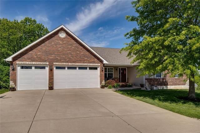 221 Osage Avenue, Troy, MO 63379 (#21031740) :: Kelly Hager Group | TdD Premier Real Estate