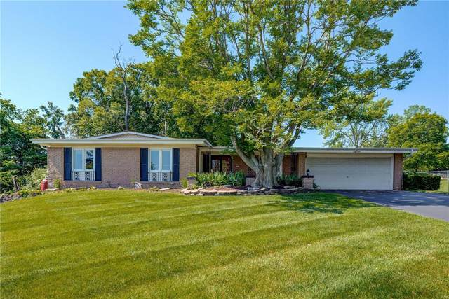 195 Sunny Wood Court, Unincorporated, MO 63146 (#21031755) :: Parson Realty Group