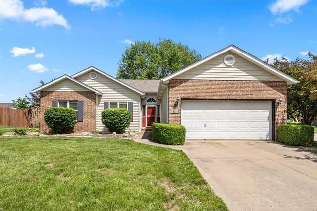 830 Emerald Green Drive, O'Fallon, IL 62269 (#21031772) :: Tarrant & Harman Real Estate and Auction Co.