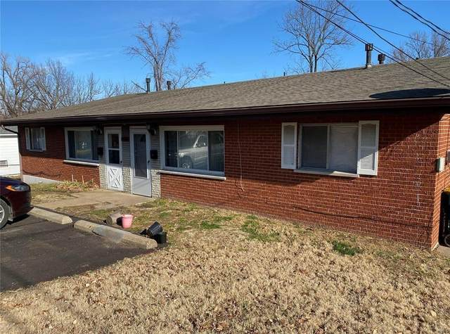 10010 Stimson Drive, Riverview, MO 63136 (#21031786) :: Clarity Street Realty