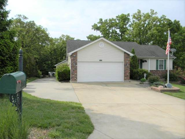 314 Christopher Place, Union, MO 63084 (#21031797) :: Matt Smith Real Estate Group