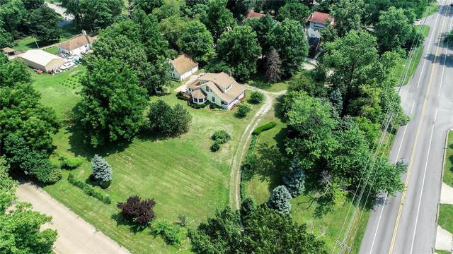 10504 Bellefontaine Road, St Louis, MO 63137 (#21031811) :: Parson Realty Group