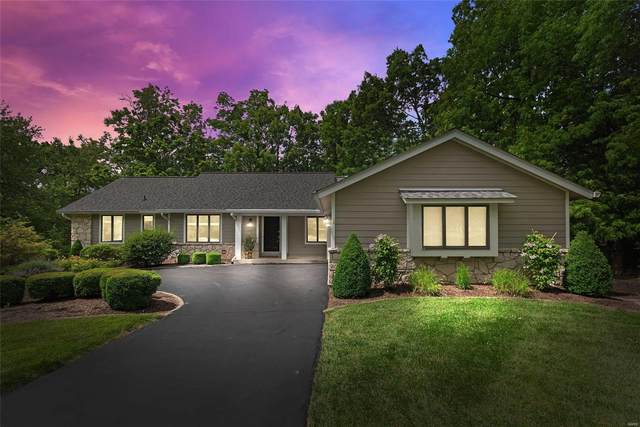 13254 Pinetree Lake Drive, Town and Country, MO 63017 (#21031825) :: Parson Realty Group