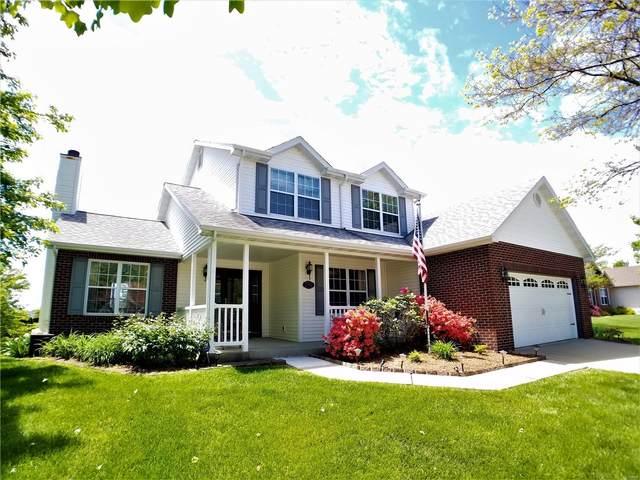 5792 Stone Villa Dr, Smithton, IL 62285 (MLS #21031832) :: Century 21 Prestige