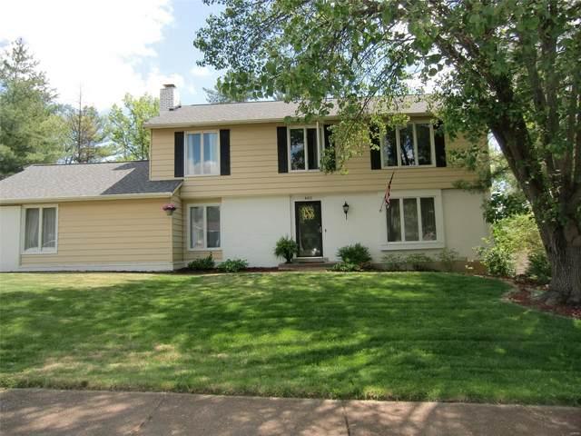 482 Manorcrest, Ballwin, MO 63011 (#21031833) :: PalmerHouse Properties LLC