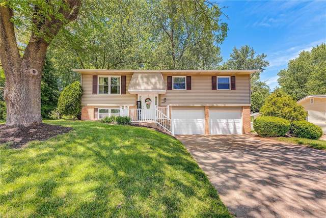 3555 Ridgewood Drive, Saint Charles, MO 63303 (#21031888) :: St. Louis Finest Homes Realty Group