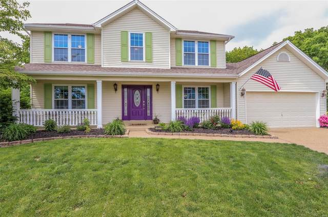 503 Gentle Breeze Drive, Saint Peters, MO 63376 (#21031904) :: Parson Realty Group