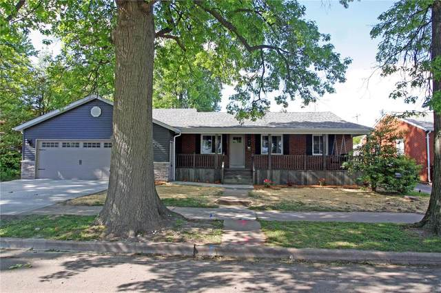 2241 Waterman Avenue, Granite City, IL 62040 (#21031920) :: Matt Smith Real Estate Group