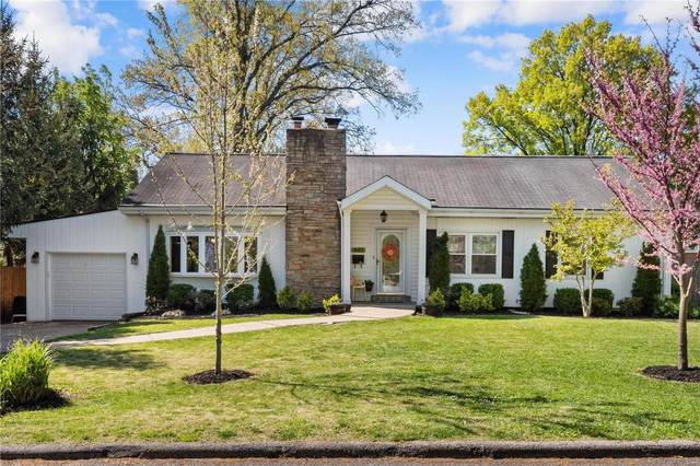 440 Alfred Avenue, St Louis, MO 63122 (#21031922) :: Clarity Street Realty
