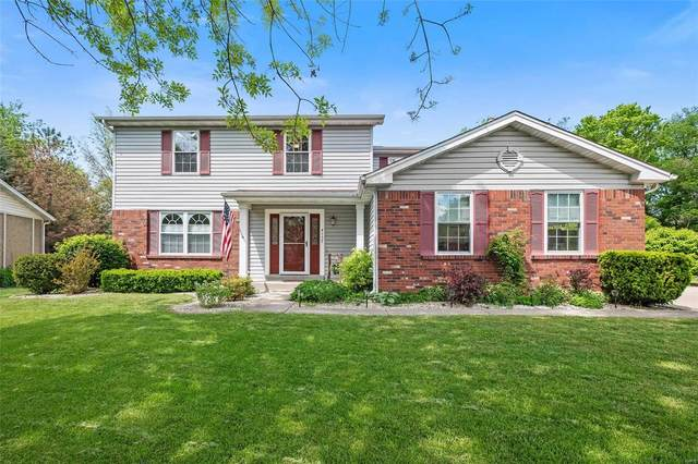 4137 Monsols Drive, Florissant, MO 63034 (#21031941) :: Terry Gannon | Re/Max Results