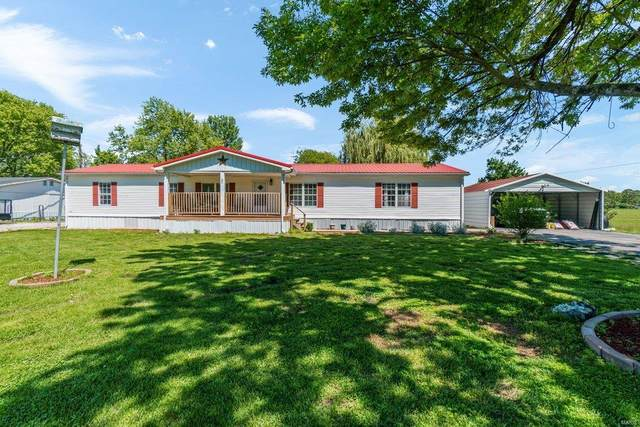 351 W Mckinley, Chaffee, MO 63740 (#21031948) :: Parson Realty Group